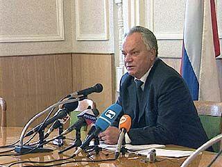 Александр Хаванский ответил на вопросы журналистов