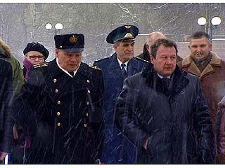 Александр Сысоев встретился с членами военных общественных организаций