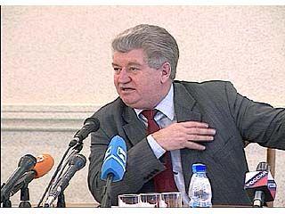 Александр Цапин ответил на вопросы журналистов