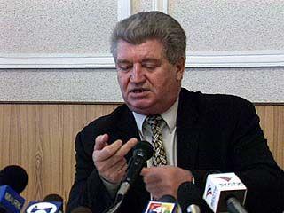 Александр Цапин встретился с журналистами
