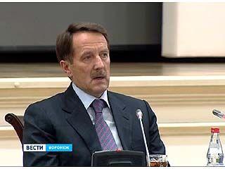 Алексей Гордеев - самый влиятельный губернатор в Черноземье