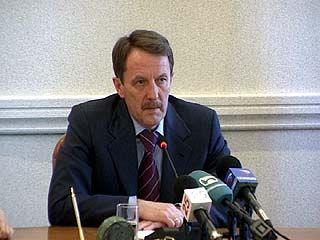 Алексей Гордеев подвел итоги работы за месяц на посту губернатора