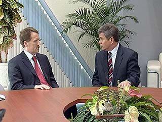 Алексей Гордеев посетил Воронежское отделение Пенсионного фонда России