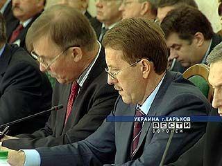 Алексей Гордеев встретился с представителями властей Украины