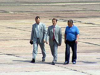 Алексей Гордеев встретился с президентом республики Татарстан