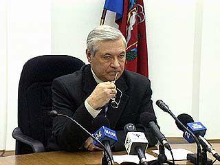 Алексей Наквасин провел пресс-конференцию