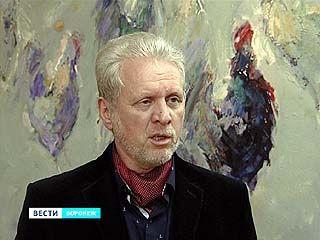 Алексей Загородных приглашает воронежцев посмотреть на мир глазами художника