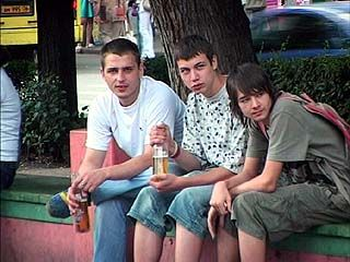 Алкоголизация детей - общероссийская проблема