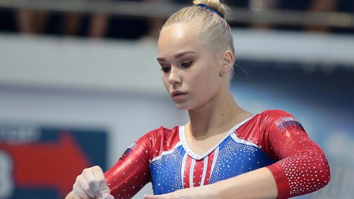 Воронежская гимнастка Ангелина Мельникова взяла ещё 2 медали на Кубке России