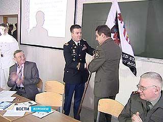 Американские курсанты приехали в Воронеж знакомиться с Толстым и Достоевским