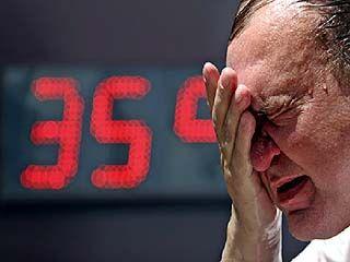 Аномальная жара в ближайшие дни в Воронеже не спадёт