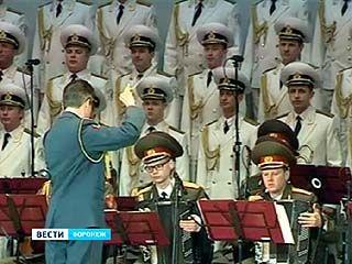 Ансамбль имени Александрова - в Воронежском театре оперы и балета