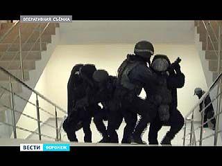 Антитеррористический комитет провёл учения в одном из крупных ТРЦ Воронежа
