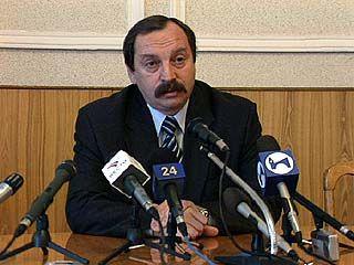 Аркадий Можаитов встретился с журналистами