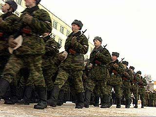 Армия откажется от использования бойцов в качестве бесплатной рабочей силы