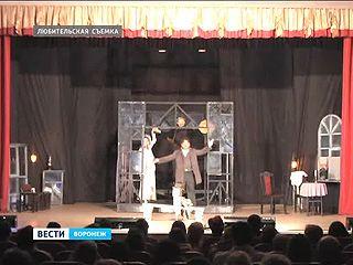Артистка Воронежского ТЮЗа привезла из Старой Руссы первую премию