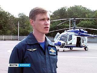 Авиаспецназ воронежской полиции готовится заступить на дежурство в День города