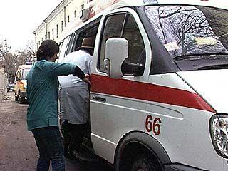 Автобус с павловскими школьниками попал в ДТП