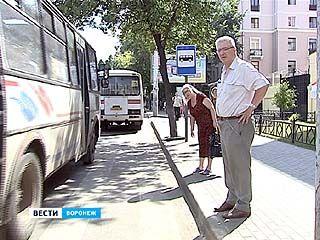 Автобусные остановки переезжают