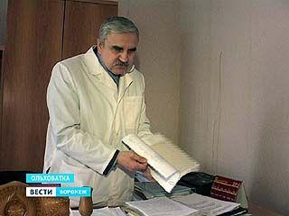 Автолюбителей в Ольховатке принуждали к дополнительным обследованиям