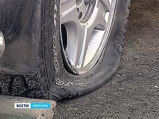 Автолюбители микрорайона Сомово остались без колёс