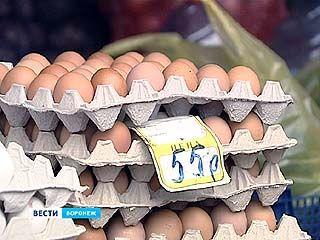 Ажиотаж с яйцами - кто спекулирует и поднимает цены в Воронеже?