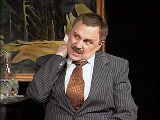Бенефис Камиля Тукаева состоялся в камерном театре