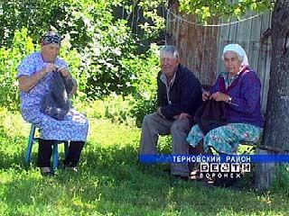 Бесперспективная Тагайка стала деревней пенсионеров
