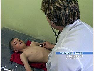 Бесплатное медобследование могут пройти все дети Воронежской области