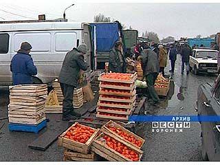 Безопасно ли покупать продукты на Речном рынке выяснял Россельхознадзор