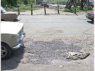 Безопасность на воронежских дорогах не соответствует требованиям