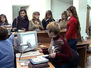 Библиотека ВГУ первой в Черноземье приступила к электронной выдаче книг