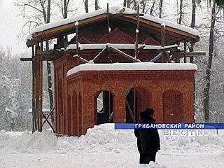 Близ села Новомакарово возводится монастырь