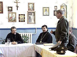 Бобровская колония для несовершеннолетних сотрудничает с епархией