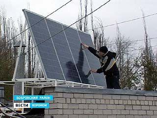 Бобровский водоканал внедряет энергосберегающие технологии
