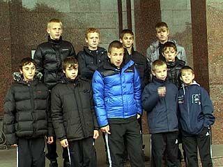 Богучарские футболисты вернулись из Норвегии с победой