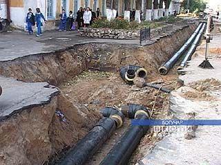 Богучарские трубы меняют по новой системе