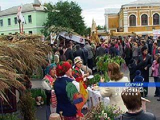 Богучарский район отметил 80-летие