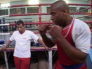 Боксеры из Туниса прибыли в Воронеж