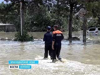 Более 100 воронежских спасателей вылетели в Крымск