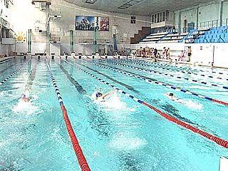 Более 120 спортсменов приняли участие в турнире по плаванию