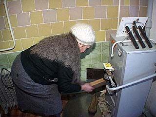 Более 300-т домов в Краснолесном остались без газа