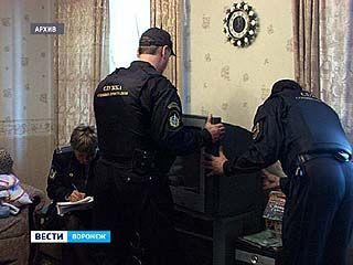 Более 60 миллионов рублей взыскали судебные приставы Воронежской области