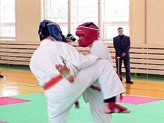 Более ста спортсменов участвовали в Кубке Воронежа по каратэ