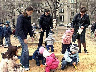 Большинство детских площадок в Воронежской области в плачевном состоянии