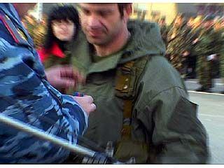 Большинство милиционеров, вернувшихся с Чечни, представлены к наградам