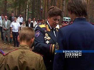 Большой годовой круг провели казаки станицы Борисоглебской