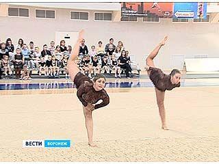 Большой спортивный фестиваль гимнастики провели в столице Черноземья