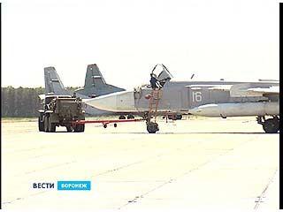 Бомбардировочная авиация ушла с полигона Погоново