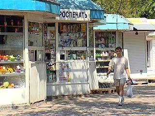 Борьба с павильонами и киосками в Воронеже только начинается
